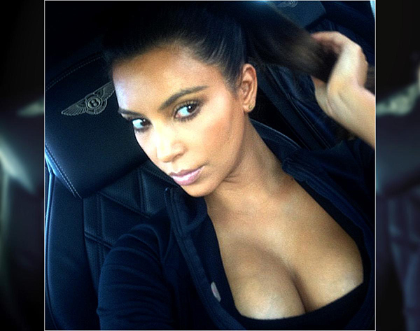 19 - kim kardashian