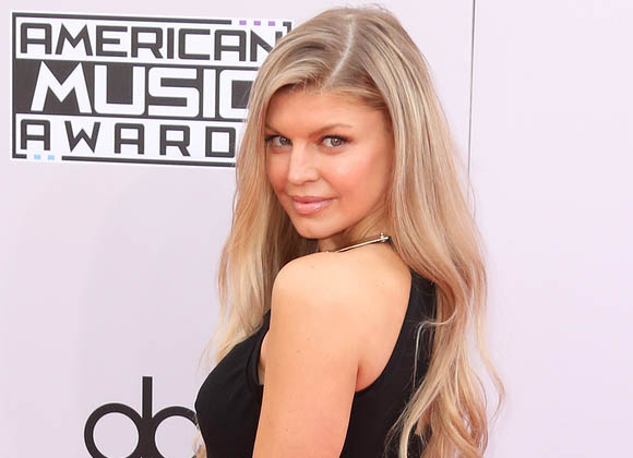 LOS ANGELES - NOV 23: Fergie, aka Stacy Ferguson Duhamel at the