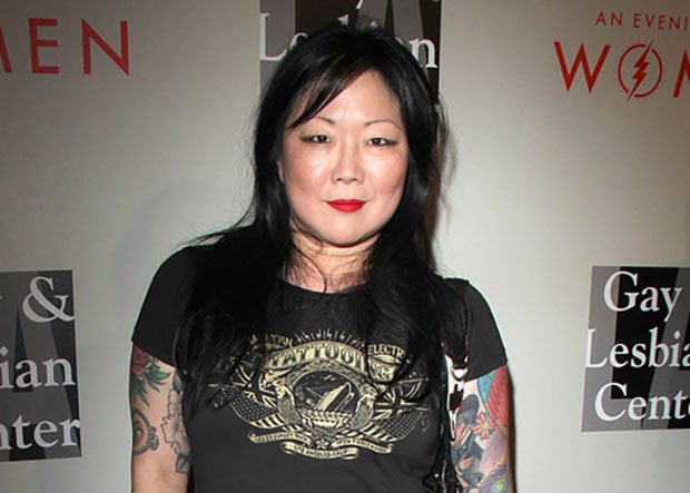 """LOS ANGELES - MAY 10: Margaret Cho at the L.A. Gay & Lesbian Center's """"An Evening With Women"""" at Beverly Hilton Hotel on May 10, 2014 in Beverly Hills, CA"""