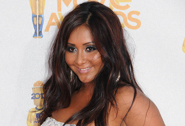 Nicole 'Snookie' Polizzi at the 2010 MTV Movie Awards Arrivals, Gibson Amphitheatre, Universal City, CA. 06-06-10